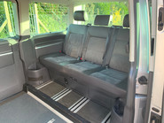 Volkswagen Caravelle 2010 EXECUTIVE TDI wheelchair & scooter accessible vehicle WAV 19