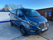 Ford Tourneo Custom 2020 TITANIUM X 185ps auto wheelchair and scooter accessible vehicle WAV 1