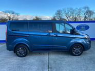 Ford Tourneo Custom 2020 TITANIUM X 185ps auto wheelchair and scooter accessible vehicle WAV 29