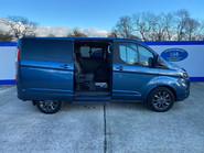 Ford Tourneo Custom 2020 TITANIUM X 185ps auto wheelchair and scooter accessible vehicle WAV 30
