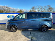 Ford Tourneo Custom 2020 TITANIUM X 185ps auto wheelchair and scooter accessible vehicle WAV 31
