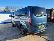 Ford Tourneo Custom 2020 TITANIUM X 185ps auto wheelchair and scooter accessible vehicle WAV 5