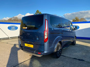 Ford Tourneo Custom 2020 TITANIUM X 185ps auto wheelchair and scooter accessible vehicle WAV 6