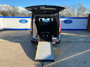 Ford Tourneo Custom 2020 TITANIUM X 185ps auto wheelchair and scooter accessible vehicle WAV 10