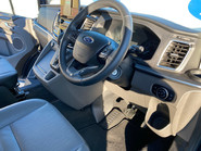 Ford Tourneo Custom 2020 TITANIUM X 185ps auto wheelchair and scooter accessible vehicle WAV 21