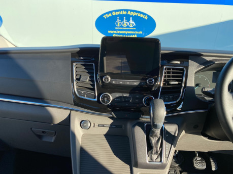 Ford Tourneo Custom 2020 TITANIUM X 185ps auto wheelchair and scooter accessible vehicle WAV 24