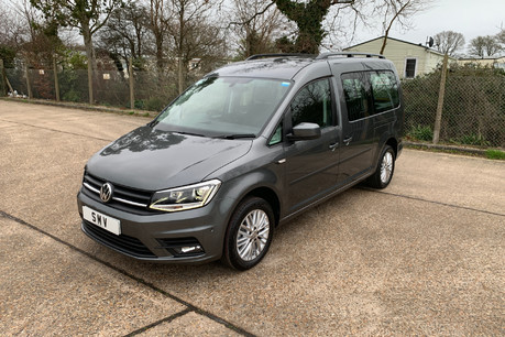 Volkswagen Caddy Maxi 2020 NEW & UNREGISTERED HI SPEC C20 LIFE Wheelchair Accessible Vehicle WAV