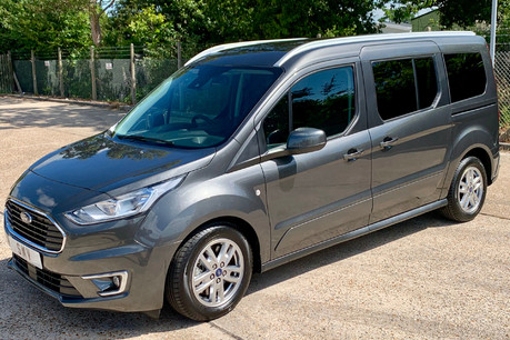 Ford Grand Tourneo Connect 2020 Titanium NEW & UNREGISTERED Wheelchair Accessible Vehicle WAV