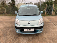 Renault Kangoo 2011 EXPRESSION 16V wheelchair & scooter accessible vehicle WAV 2