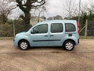 Renault Kangoo 2011 EXPRESSION 16V wheelchair & scooter accessible vehicle WAV 24
