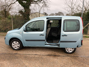 Renault Kangoo 2011 EXPRESSION 16V wheelchair & scooter accessible vehicle WAV 25