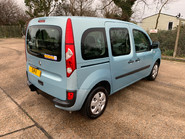 Renault Kangoo 2011 EXPRESSION 16V wheelchair & scooter accessible vehicle WAV 23