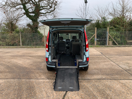 Renault Kangoo 2011 EXPRESSION 16V wheelchair & scooter accessible vehicle WAV 6