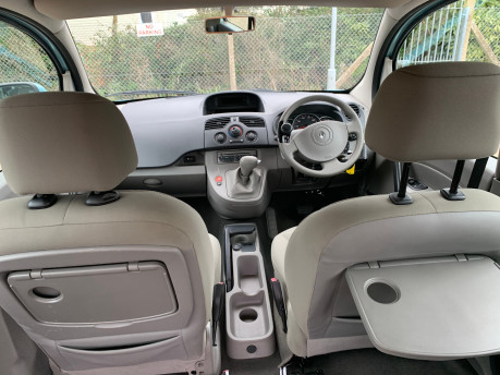 Renault Kangoo 2011 EXPRESSION 16V wheelchair & scooter accessible vehicle WAV 15