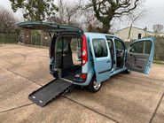 Renault Kangoo 2011 EXPRESSION 16V wheelchair & scooter accessible vehicle WAV 21