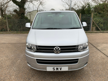 Volkswagen Caravelle 2013 EXECUTIVE TDI BLUEMOTION TECHNOLOGY wheelchair accessible vehicle WAV 2