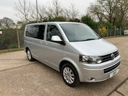 Volkswagen Caravelle 2013 EXECUTIVE TDI BLUEMOTION TECHNOLOGY wheelchair accessible vehicle WAV 3