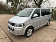 Volkswagen Caravelle 2013 EXECUTIVE TDI BLUEMOTION TECHNOLOGY wheelchair accessible vehicle WAV 1