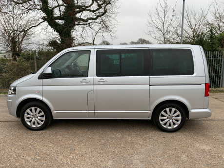 Volkswagen Caravelle 2013 EXECUTIVE TDI BLUEMOTION TECHNOLOGY wheelchair accessible vehicle WAV 37