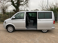 Volkswagen Caravelle 2013 EXECUTIVE TDI BLUEMOTION TECHNOLOGY wheelchair accessible vehicle WAV 36