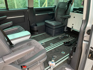 Volkswagen Caravelle 2013 EXECUTIVE TDI BLUEMOTION TECHNOLOGY wheelchair accessible vehicle WAV 19