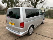 Volkswagen Caravelle 2013 EXECUTIVE TDI BLUEMOTION TECHNOLOGY wheelchair accessible vehicle WAV 35