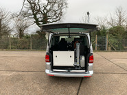 Volkswagen Caravelle 2013 EXECUTIVE TDI BLUEMOTION TECHNOLOGY wheelchair accessible vehicle WAV 5