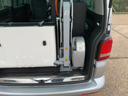 Volkswagen Caravelle 2013 EXECUTIVE TDI BLUEMOTION TECHNOLOGY wheelchair accessible vehicle WAV 6