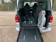 Volkswagen Caravelle 2013 EXECUTIVE TDI BLUEMOTION TECHNOLOGY wheelchair accessible vehicle WAV 11