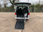 Volkswagen Caravelle 2013 EXECUTIVE TDI BLUEMOTION TECHNOLOGY wheelchair accessible vehicle WAV 9