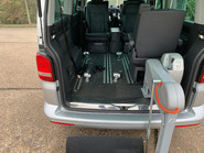 Volkswagen Caravelle 2013 EXECUTIVE TDI BLUEMOTION TECHNOLOGY wheelchair accessible vehicle WAV 12