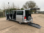 Volkswagen Caravelle 2013 EXECUTIVE TDI BLUEMOTION TECHNOLOGY wheelchair accessible vehicle WAV 39