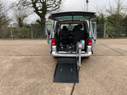 Volkswagen Caravelle 2013 EXECUTIVE TDI BLUEMOTION TECHNOLOGY wheelchair accessible vehicle WAV 8