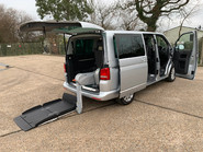 Volkswagen Caravelle 2013 EXECUTIVE TDI BLUEMOTION TECHNOLOGY wheelchair accessible vehicle WAV 38