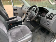 Volkswagen Caravelle 2013 EXECUTIVE TDI BLUEMOTION TECHNOLOGY wheelchair accessible vehicle WAV 25