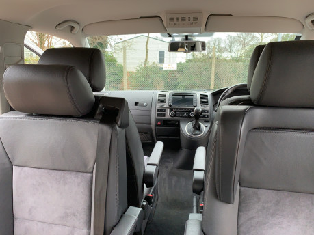 Volkswagen Caravelle 2013 EXECUTIVE TDI BLUEMOTION TECHNOLOGY wheelchair accessible vehicle WAV 27