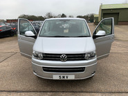 Volkswagen Caravelle 2013 EXECUTIVE TDI BLUEMOTION TECHNOLOGY wheelchair accessible vehicle WAV 40