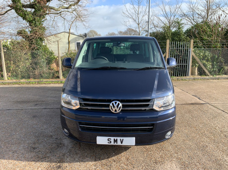 Volkswagen Caravelle 2011 EXECUTIVE TDI wheelchair accessible vehicle WAV 2