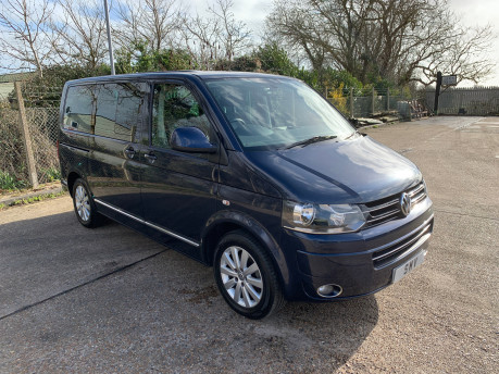 Volkswagen Caravelle 2011 EXECUTIVE TDI wheelchair accessible vehicle WAV 3