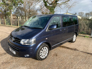 Volkswagen Caravelle 2011 EXECUTIVE TDI wheelchair accessible vehicle WAV 1