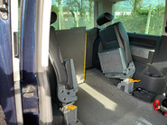 Volkswagen Caravelle 2011 EXECUTIVE TDI wheelchair accessible vehicle WAV 9