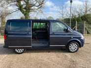 Volkswagen Caravelle 2011 EXECUTIVE TDI wheelchair accessible vehicle WAV 36