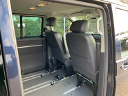 Volkswagen Caravelle 2011 EXECUTIVE TDI wheelchair accessible vehicle WAV 10