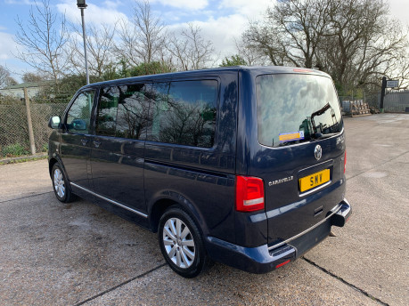 Volkswagen Caravelle 2011 EXECUTIVE TDI wheelchair accessible vehicle WAV 34