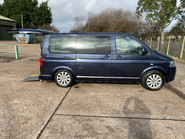 Volkswagen Caravelle 2011 EXECUTIVE TDI wheelchair accessible vehicle WAV 29