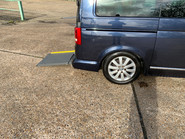 Volkswagen Caravelle 2011 EXECUTIVE TDI wheelchair accessible vehicle WAV 30
