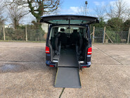 Volkswagen Caravelle 2011 EXECUTIVE TDI wheelchair accessible vehicle WAV 6