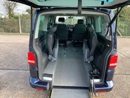 Volkswagen Caravelle 2011 EXECUTIVE TDI wheelchair accessible vehicle WAV 11