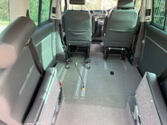 Volkswagen Caravelle 2011 EXECUTIVE TDI wheelchair accessible vehicle WAV 14