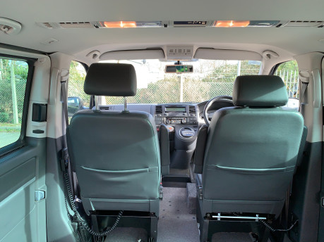 Volkswagen Caravelle 2011 EXECUTIVE TDI wheelchair accessible vehicle WAV 15